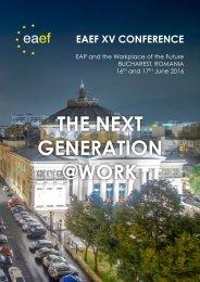 THE NEXT GENERATION @WORK