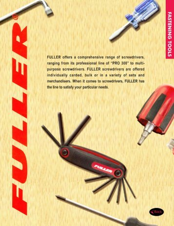 Fuller - Fixation
