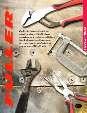 Fuller - Mecanique