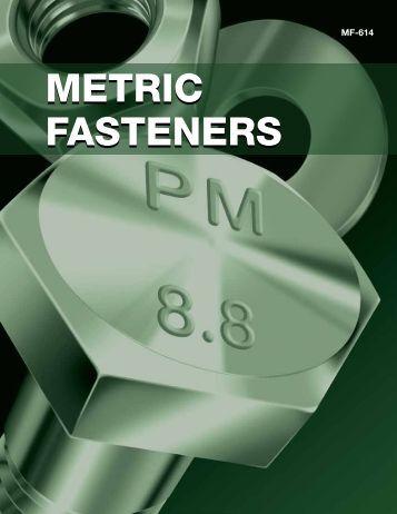 H. Paulin - Metric Fasterners