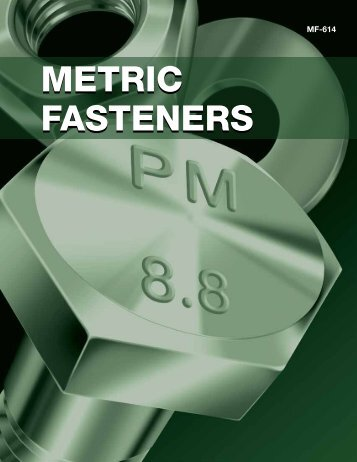 H. Paulin - Metric Fasterners