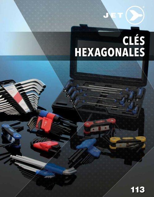 Jet - Clés hexagonales