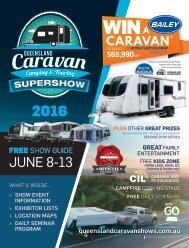 2016 Queensland Caravan & Camping Supershow