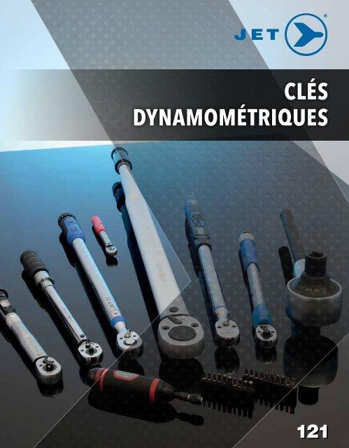 Jet - Clés Dynamométriques