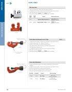 Jet - Outils pour tubes et tuyaux - Page 5