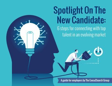 Spotlight On The New Candidate