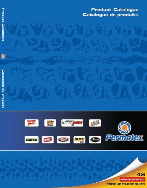 Permatex - Catalogue maître