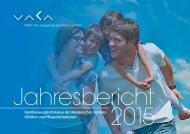 FAK-VAKA Jahresbericht 2015