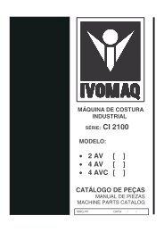 CATÁLOGO IVOMAQ CI 2100