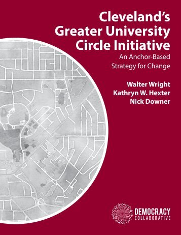 Cleveland's Greater University Circle Initiative