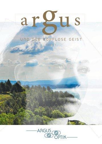 Argus Book Nr.1