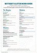 ALLERGENS MENU - Page 3