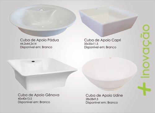 Catálogo Cubas