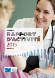 Rapport d'activité ASIP Santé 2016