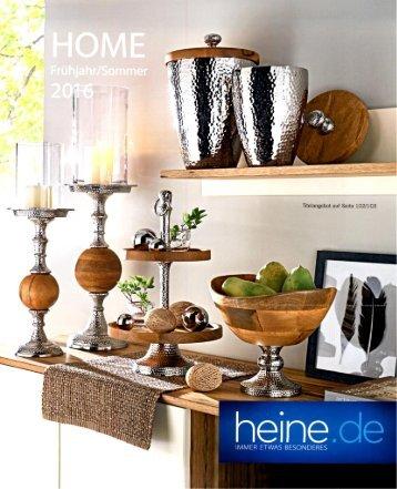 Каталог Heine Home весна-лето 2016. Заказ одежды на www.catalogi.ru или по тел. +74955404949