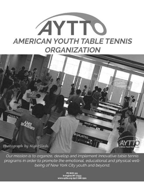 American Youth Table Tennis Organization