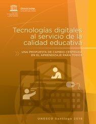 Tecnologías digitales al servicio de la calidad educativa