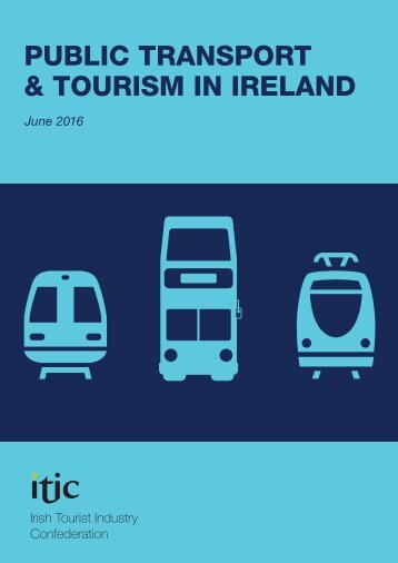 & TOURISM IN IRELAND