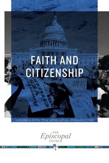 FAITH AND CITIZENSHIP