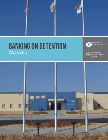 Banking On Detention