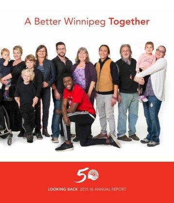 A Better Winnipeg Together