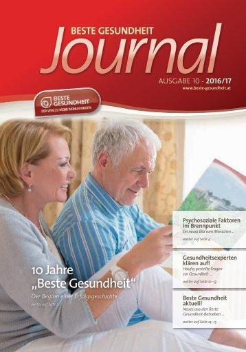 Beste Gesundheit Journal