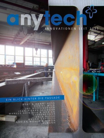 Anytech Magazin Nr.1