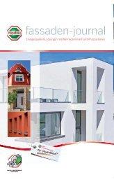 Fassaden Journal - WDVS