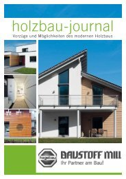 Holzbau Journal