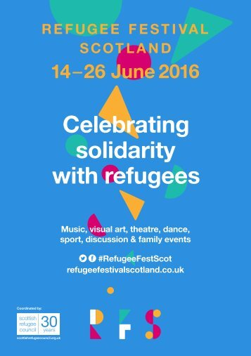 refugeefestivalscotland.co.uk