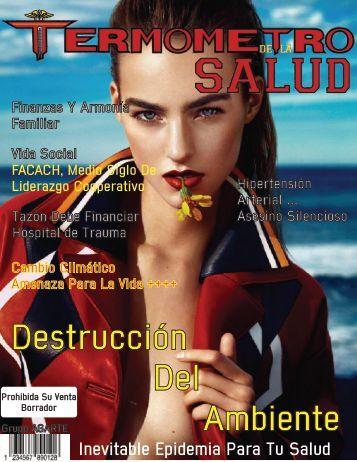 Revista Termómetro De La Salud