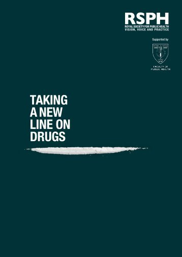 A NEW LINE ON DRUGS
