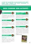 ÉCOLE DE TENNIS ÉCOLE DE TENNIS - Page 3