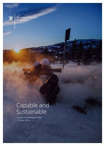 Capable and Sustainable