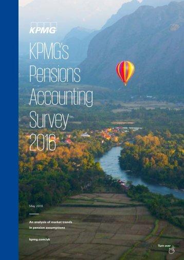 Accounting Survey 2016