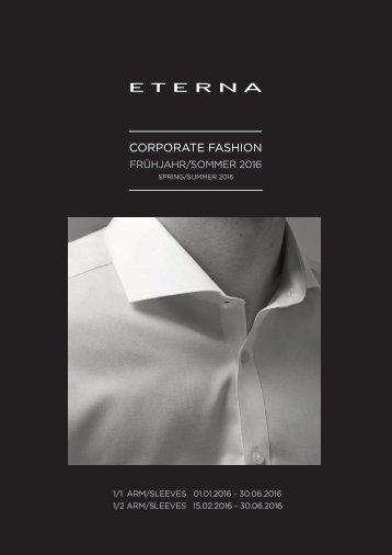 Corporate Fashion, Berufsbekleidung Eterna