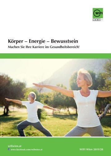 Aus- und Weiterbildungen im Sport- und Gesundheitsbereich