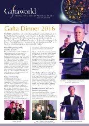 Gafta Dinner 2016