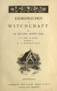 Demonology and Witchcraft - Page 7