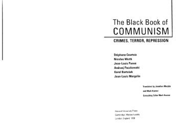 The Black-Book of Communism
