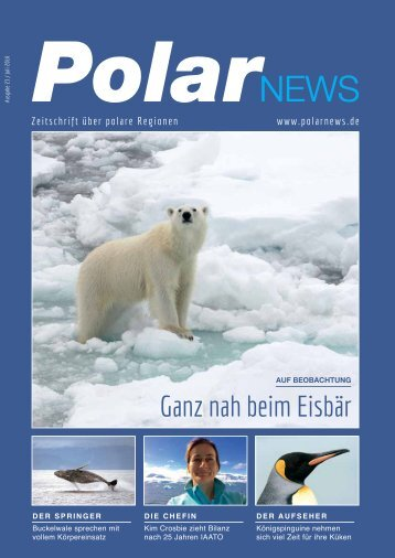 PolarNEWS Magazin - 23 - D