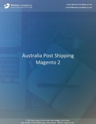 Magento 2 Australia Post Shipping Extension, Parcel Shipping Rate
