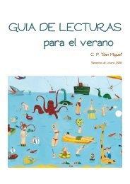 lecturas verano16