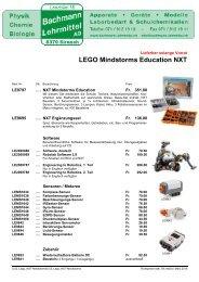 LEGO NXT Tetrix