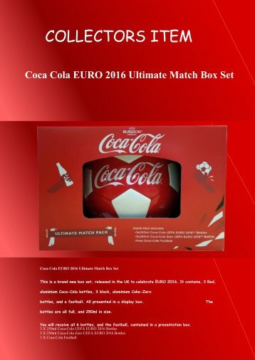 coca cola box set ultimate cat1pdf