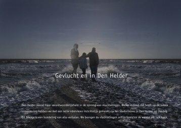 Gevlucht en in Den Helder