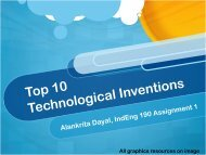 Alankrita - Top 10 Tech