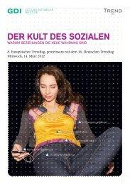 Programm ETD 2012 (PDF) - GDI