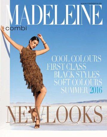 Каталог Madeleine весна-лето 2016. Заказ одежды на www.catalogi.ru или по тел. +74955404949