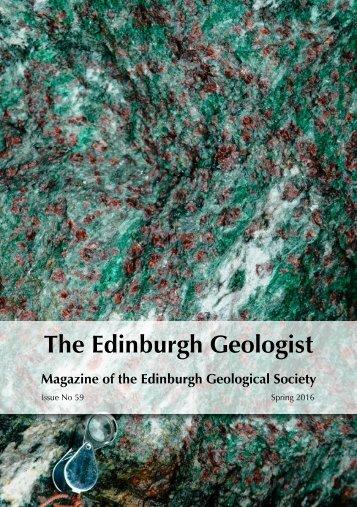 The Edinburgh Geologist
